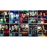 Supernatural Season / Staffel 1+2+3+4+5+6+7+8+9+10 (1-10) * DVD Set / Alle 10 Staffeln
