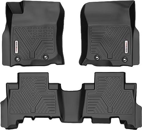 For Toyota 4Runner-2004-2019 all models luxury custom waterproof floor mats