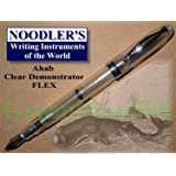 Luxury Brands Noodlers Ahab Fountain Pen Demo (15021)