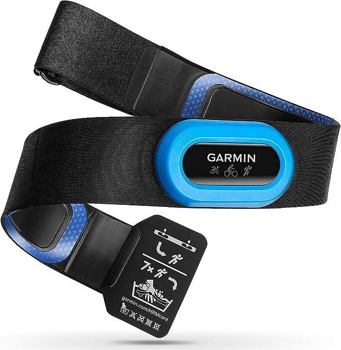 Garmin HRM-Tri - Pulsometro deportivo, color negro: Amazon.es ...