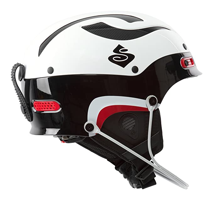 Amazon.com: Sweet Protection Trooper SL Helmet Gloss White/Gloss Black SM: Sports & Outdoors