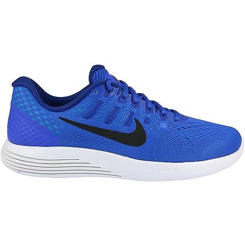 Nike Men s Lunarglide 8 Running Shoe 843725-400 (Racer Blue Deep Royal Blue e7931f0120