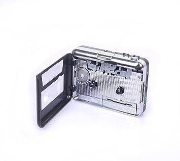Portable Super USB Cassette Capture, Cassette to MP3 Converter, Cassette Tape-to-