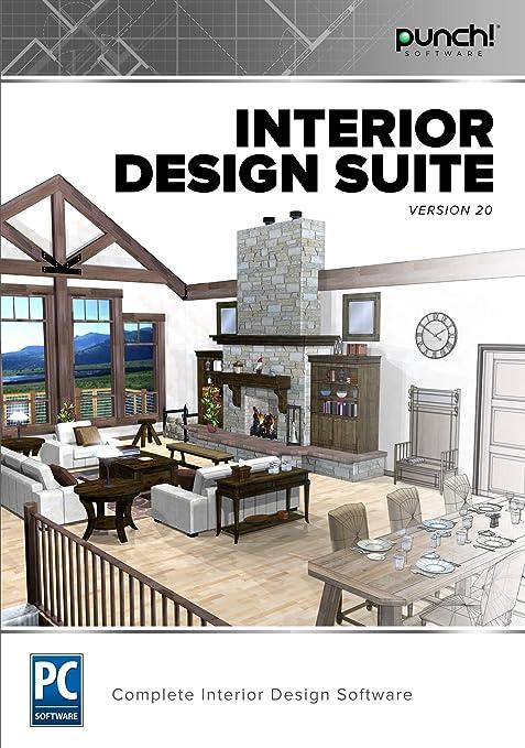 Amazon Com Punch Interior Design Suite V20