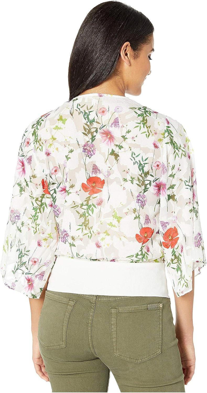Ted Baker Womens Myyah Hedgerow Kimono Top