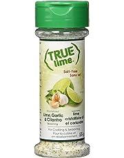 True Citrus Crystallized Lime Garlic & Cilantro Seasoning, 55g
