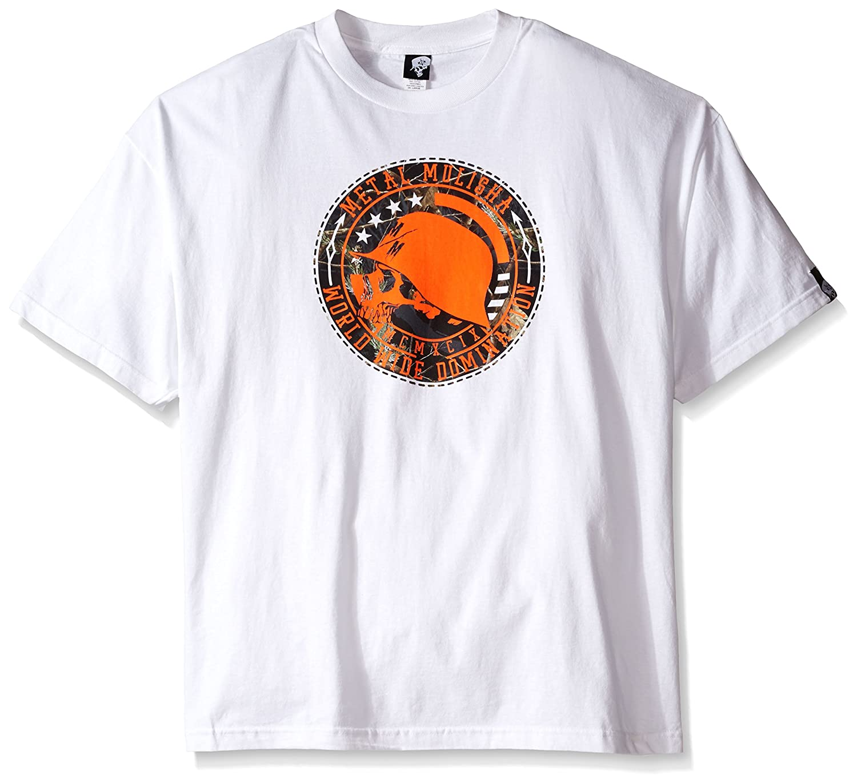 Metal Mulisha Men's Plus-Size Low T-Shirt 3X-5X Metal Mulisha Young Men' s SP6X51807