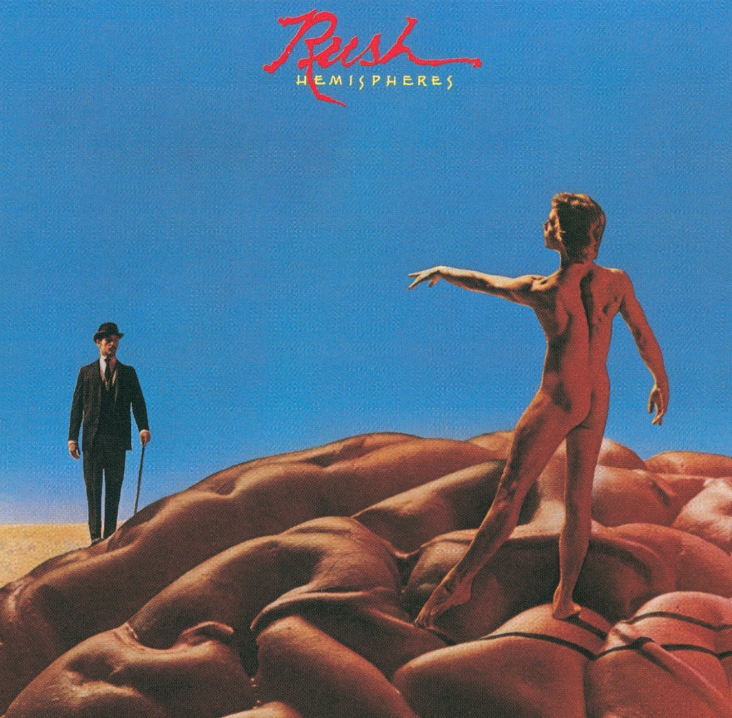 Hemispheres Vinyl LP Free shipping Daily bargain sale anywhere in the nation