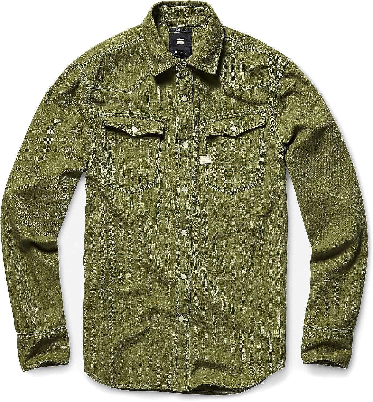 ba252920f7 Amazon.com  G-Star Men s 3301 Shirt