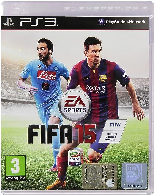 339 opinioni per FIFA 15