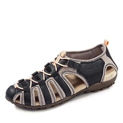 C4254 05415 H1836 Gummizüge Donna D7125u Damen Sandale Geox Dhqtrcxbs c354ALqRjS
