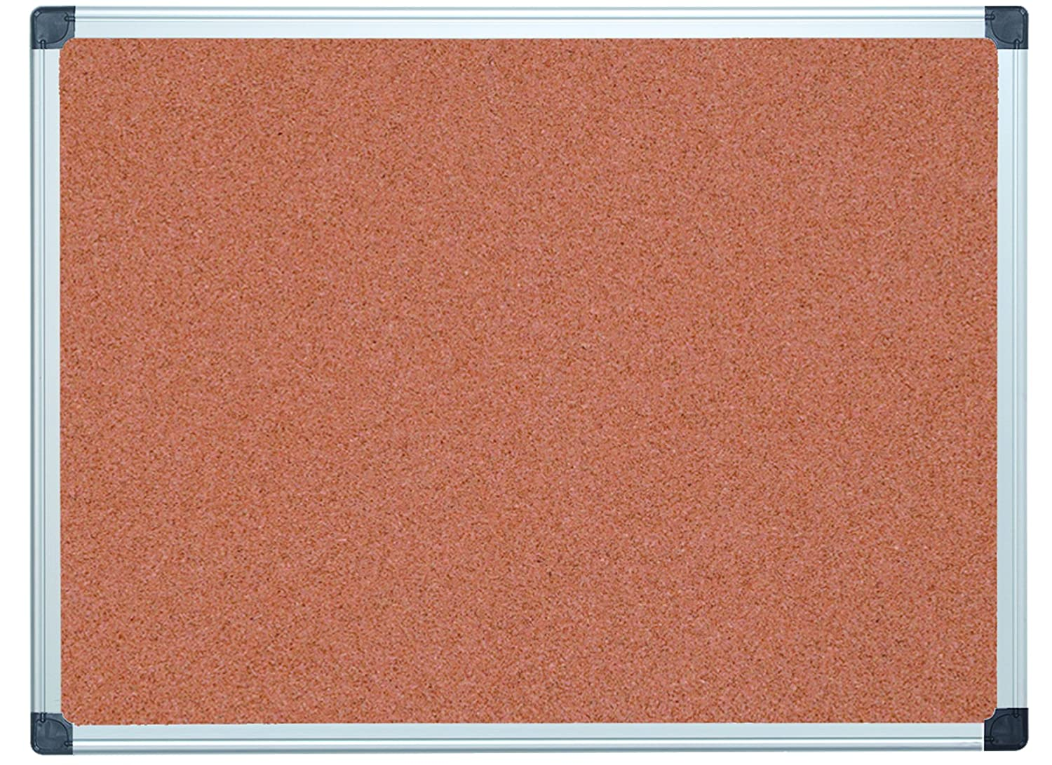Amazon mastervision bulletin board maya cork board pin amazon mastervision bulletin board maya cork board pin board with aluminum frame 36 x 48 in office products altavistaventures