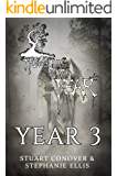 Trembling With Fear Year 3: Year 3