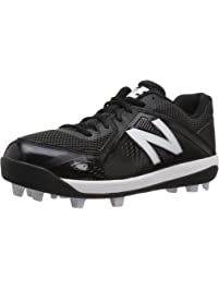 New Balance Kids\u0027 4040v4 Baseball Shoe