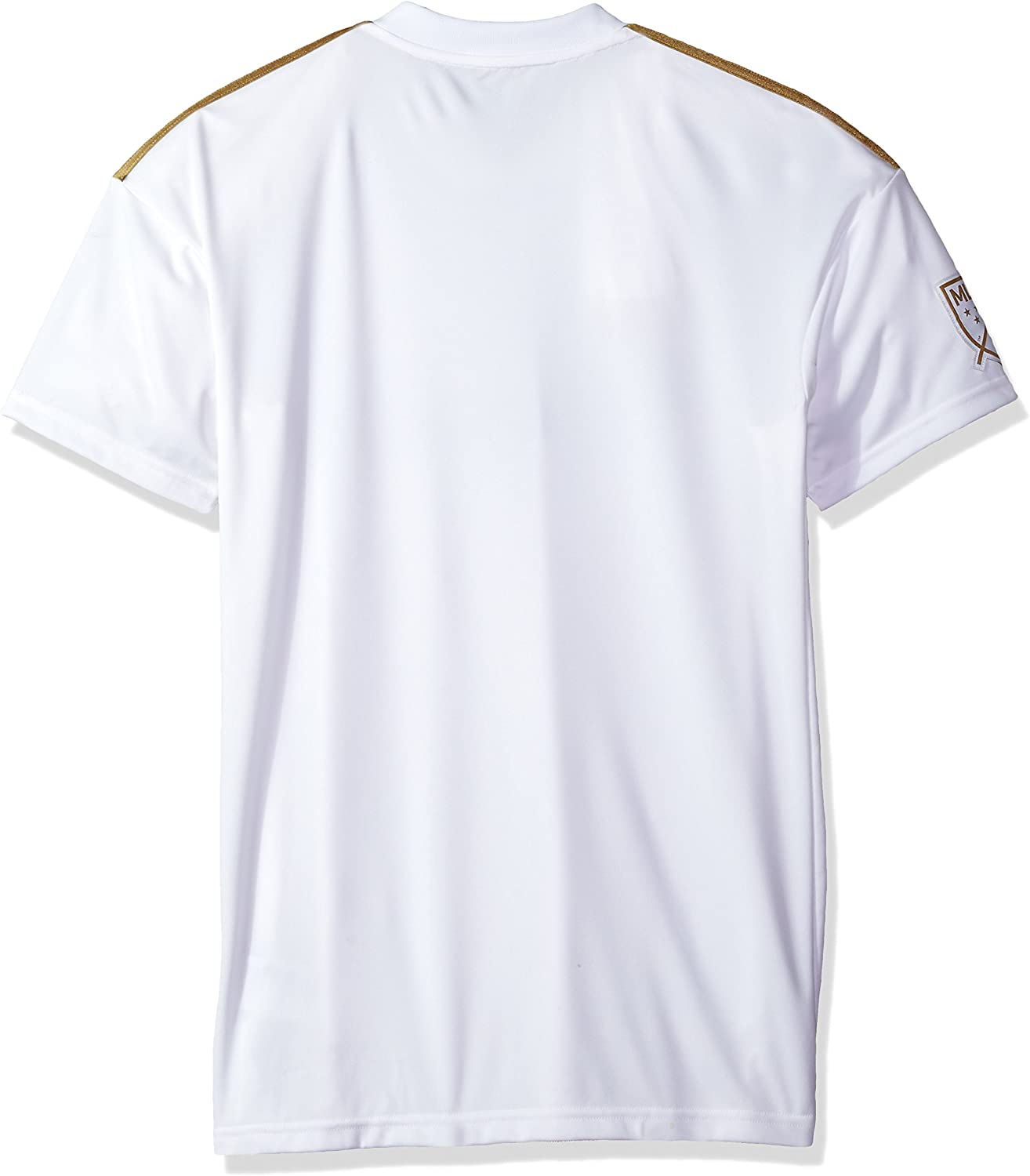 White adidas Mens Replica Jersey Large