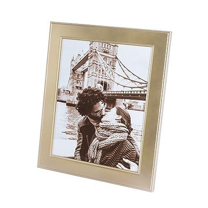 Amazon.com - Elegance Matte Finish Beaded Design Picture Frame, 8X10 ...