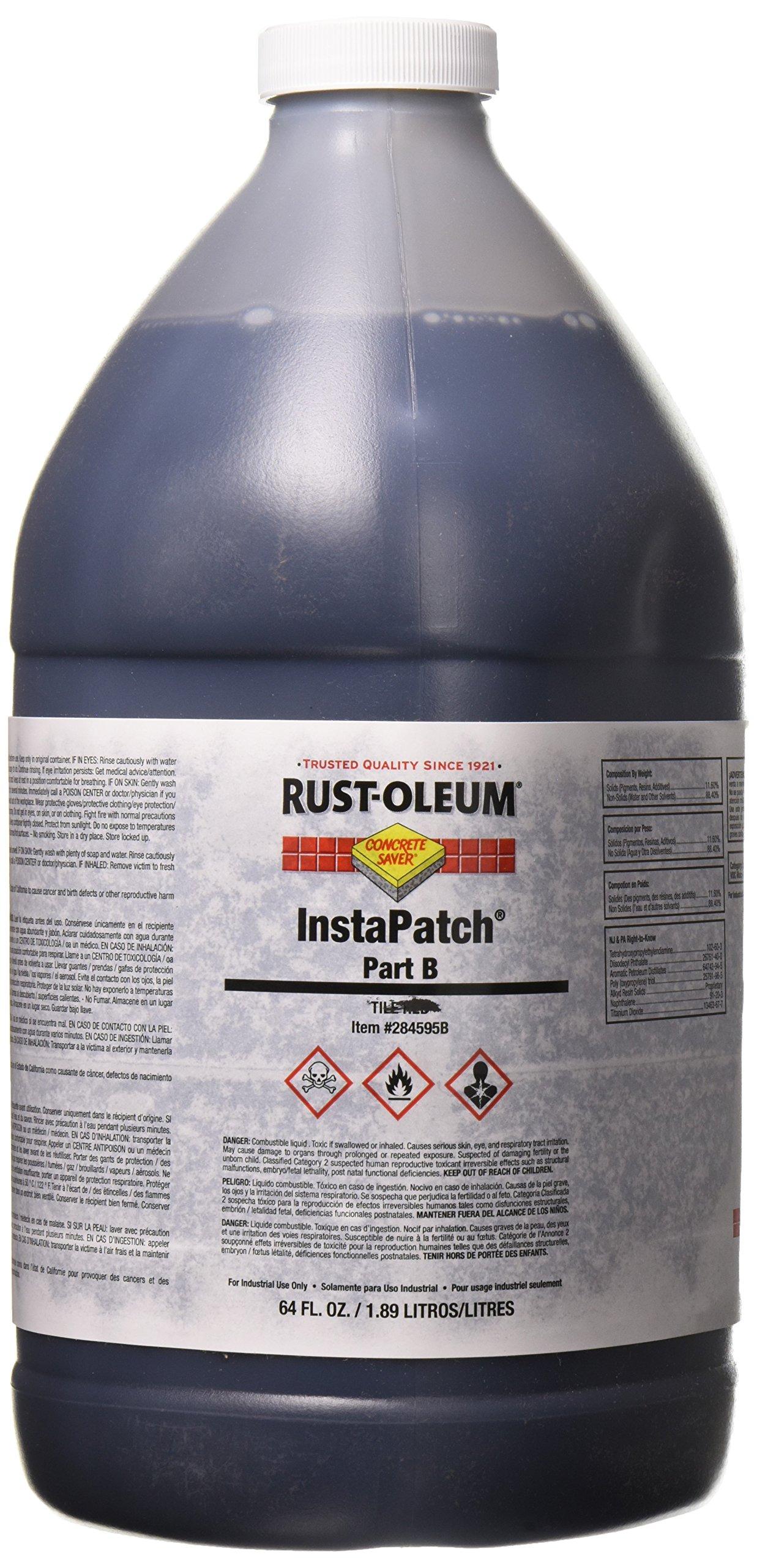 Rustoleum GIDDS-1031010 Rustoleum Instapatch Concrete Repair, 1 Gallon Kit