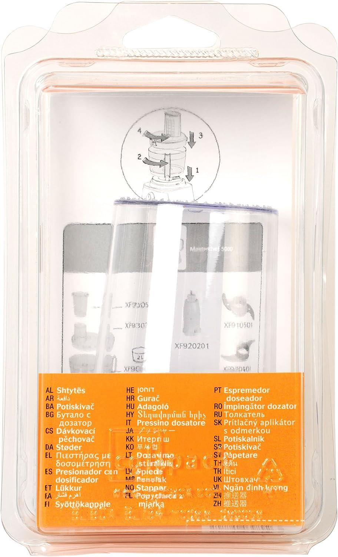Moulinex XF930501 Masterchef 5000 - Jarra dosificadora: Amazon.es: Hogar
