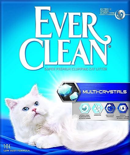 Ever Clean Multi Crystals Gatti, 10 Litri