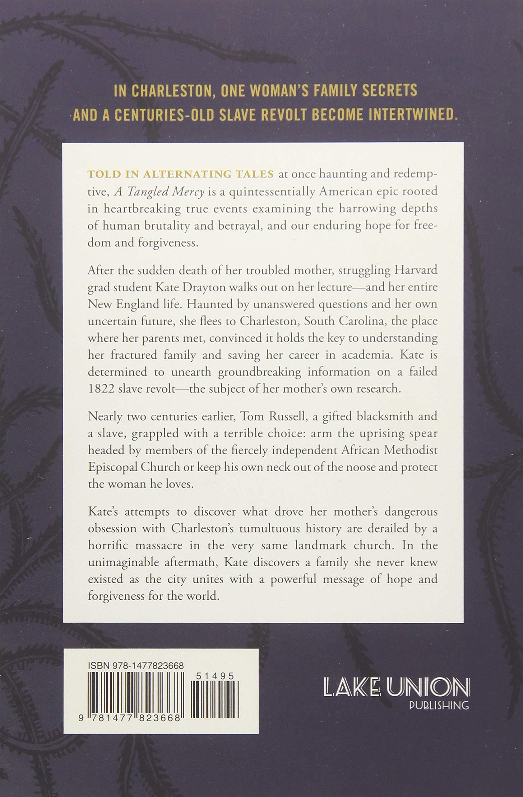 Amazon.com: A Tangled Mercy: A Novel (9781477823668): Joy Jordan-Lake: Books