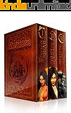 Kabal: Gesamtausgabe der Order of Burning Blood Trilogie Band I bis III