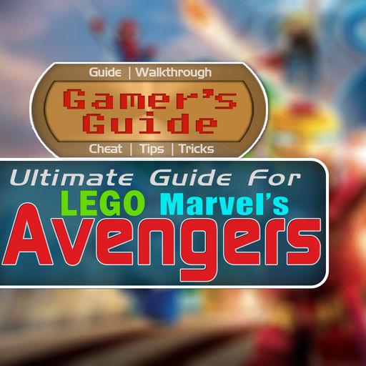 - Guide for Lego Marvel  Avengers