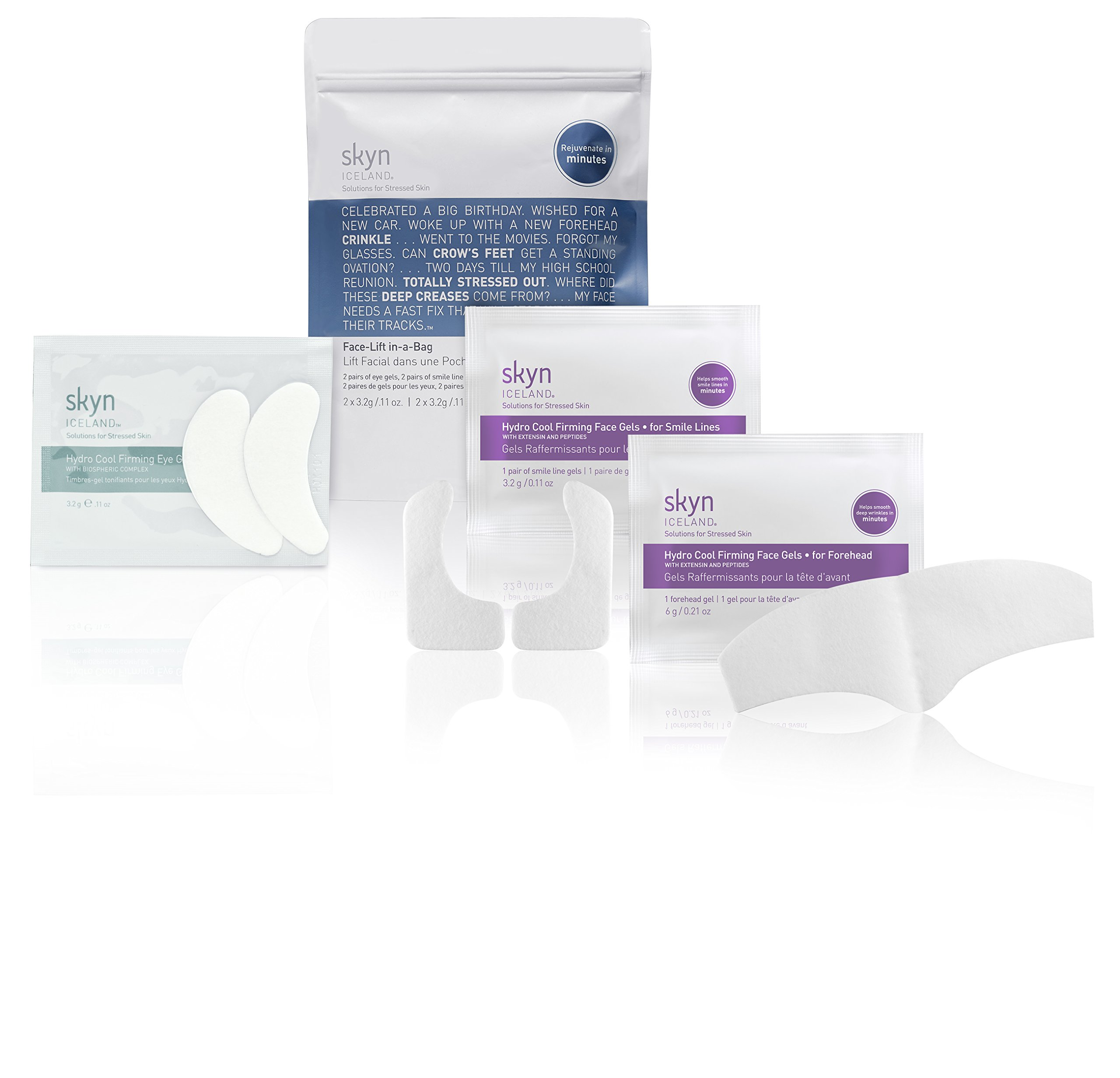 skyn ICELAND Face Lift in a Bag, 1 oz.