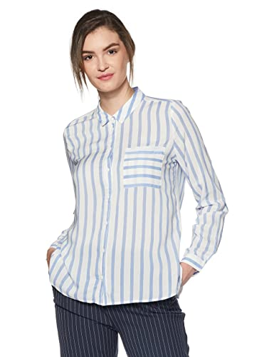 Only Onlcandy L/S Shirt Noos Wvn, Blusa para Mujer