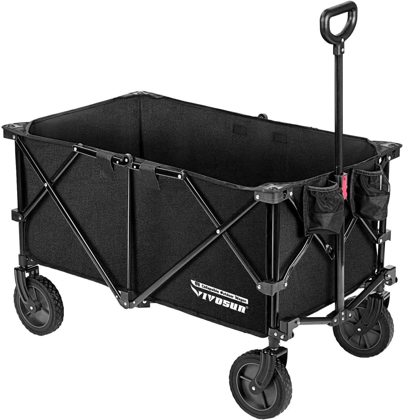 Vivosun Heavy Duty Collapsible Wagon