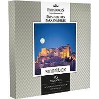 SMARTBOX - Caja Regalo -DOS NOCHES PARA EVADIRSE - 93 Paradores excepcionales como castillos,