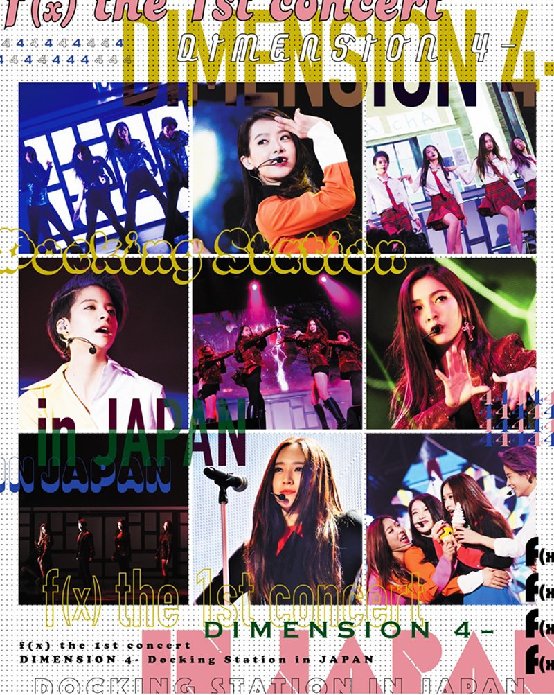 f(x) The 1st Concert Dimension 4 Docking Station in Japan 2016 BluRay 1080p DD5.1 x264-HDH