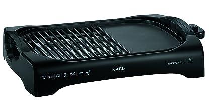 AEG TG340TG Grill de doble superficie, parrilla y plancha
