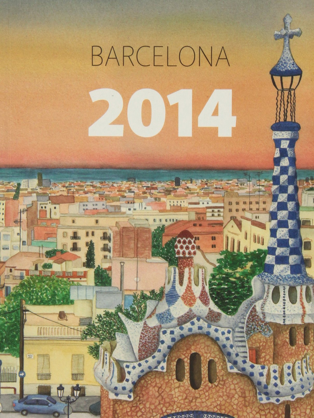 Agenda Barcelona 2014: Amazon.es: Begoña García, Mar Cerdà ...