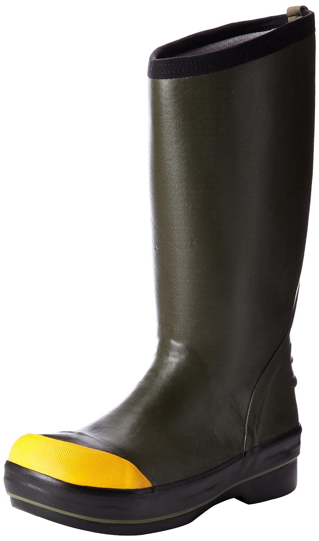 Bogs Men's Highliner Tall - Steel Toe-M, Olive 12 D(M) US