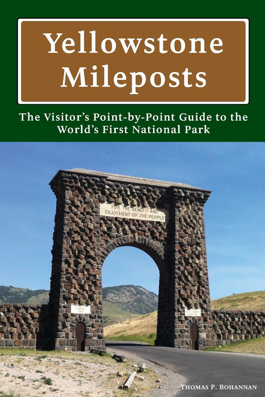 Yellowstone Mileposts ebook
