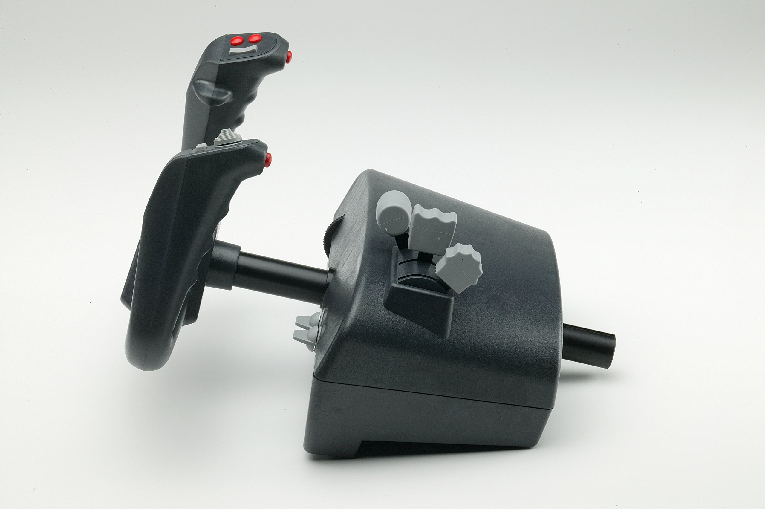 CH Products Flight Sim Yoke USB ( 200-615 ) by CH Products