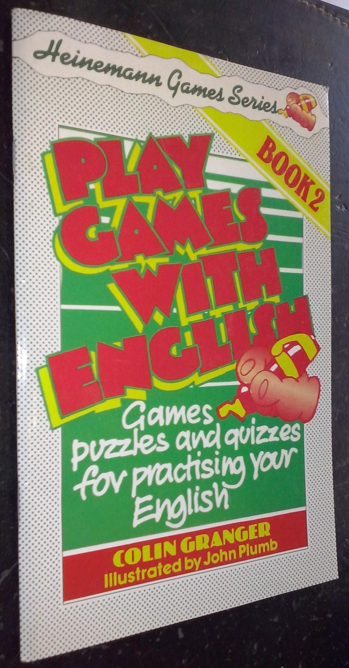 with play english 2 book games