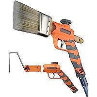 McCauley Tools- REVOLVER-Multi Posicion y Pincel Rodillo Extensor