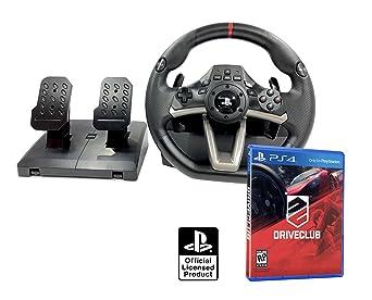 PS4 Lenkrad und Pedale Orig. Licensed PlayStation 4 RWA Apex + Driveclub