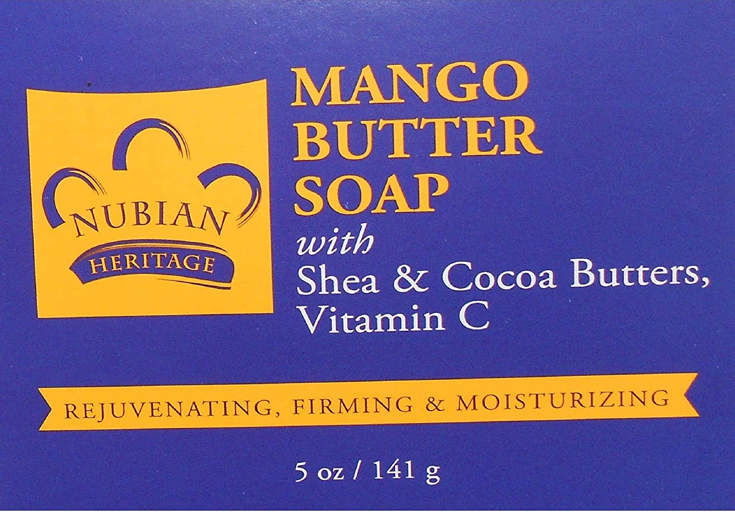 Mango Butter Soap with Shea & CoCoa Butters,Vitamin C