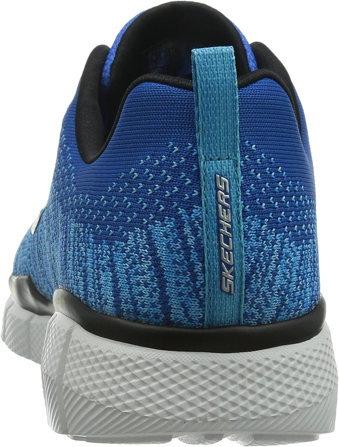 Skechers Mens Equalizer 2.0 Perfect Game Sneaker BlueLime