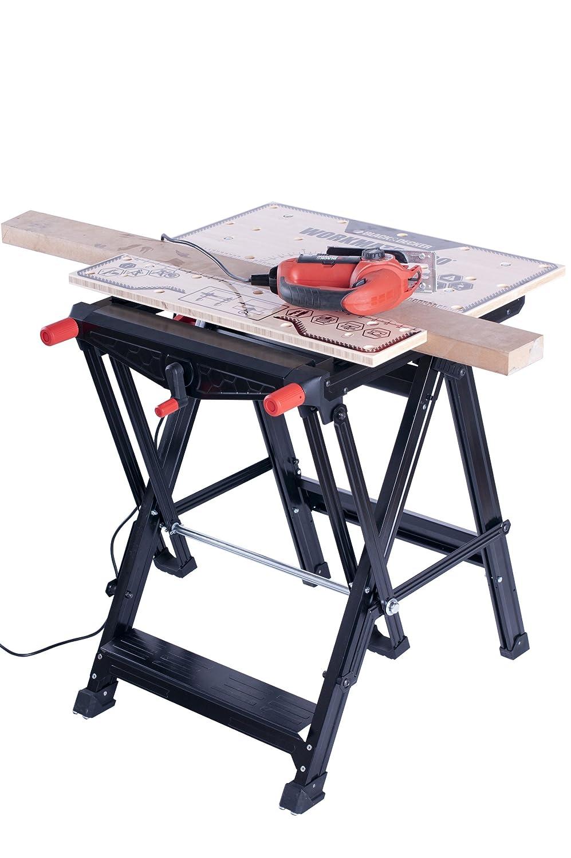 Black+Decker WM1000-XJ Workmate 1000 - Mesa de trabajo para rebajadoras: Amazon.es: Bricolaje y herramientas