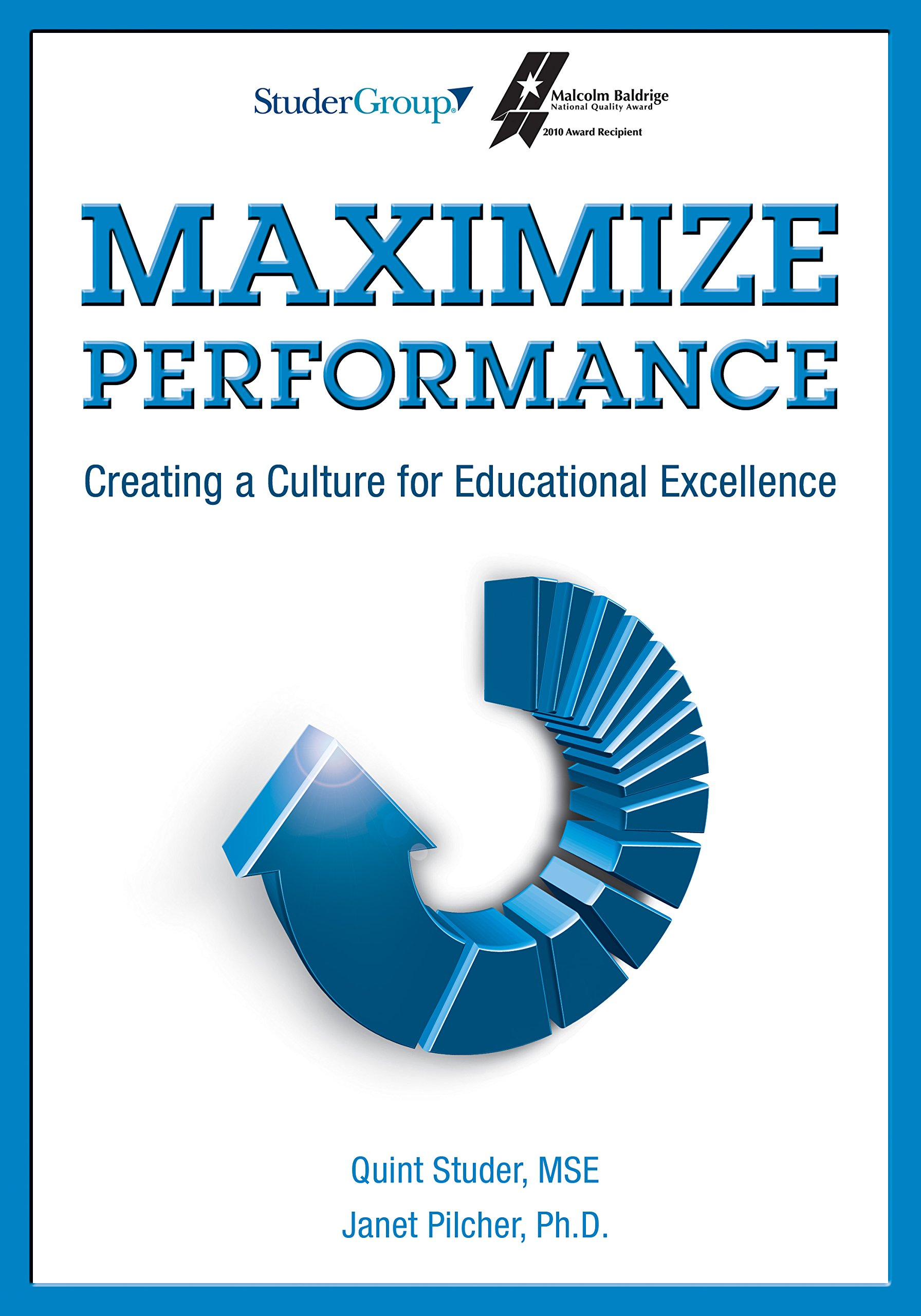 Maximize Performance Creating Educational Excellence product image
