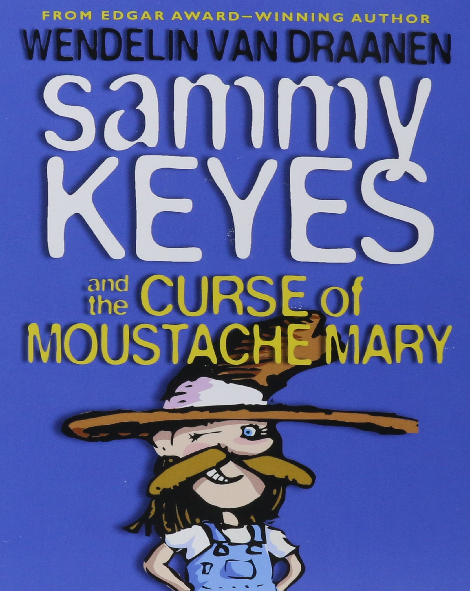 Sammy Keyes and the Curse of Moustache Mary (1 Paperback/5 CD Set) PDF