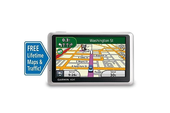 amazon com garmin n vi 1350lmt 4 3 inch portable gps navigator with rh amazon com garmin nuvi 1350 instruction manual garmin nuvi 1450lmt manual
