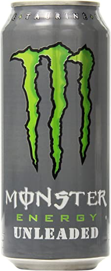 Monster Energy Drink Unleaded 16 Ounce Pack Of 24 Amazon Ca Grocery