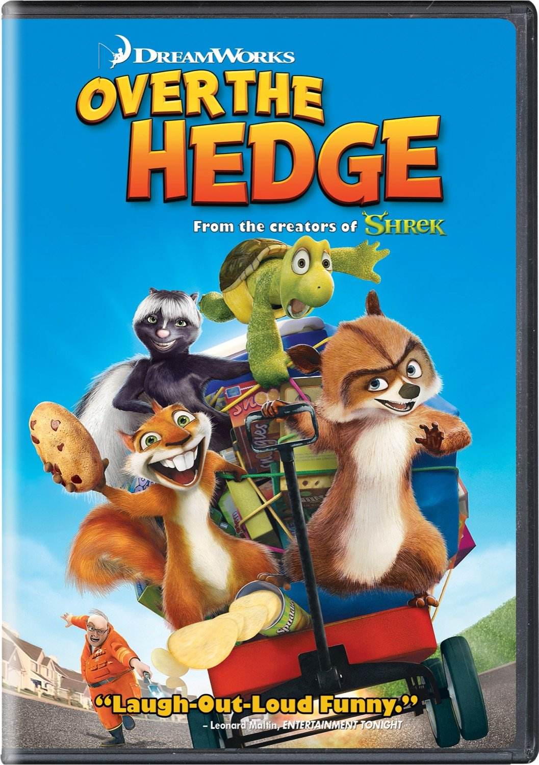 Amazon com: Over the Hedge (Widescreen Edition): Bruce