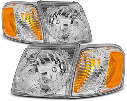 For 2002 2003 Ford Explorer Turn Signal Corner Light Lamp Driver Side Replacement