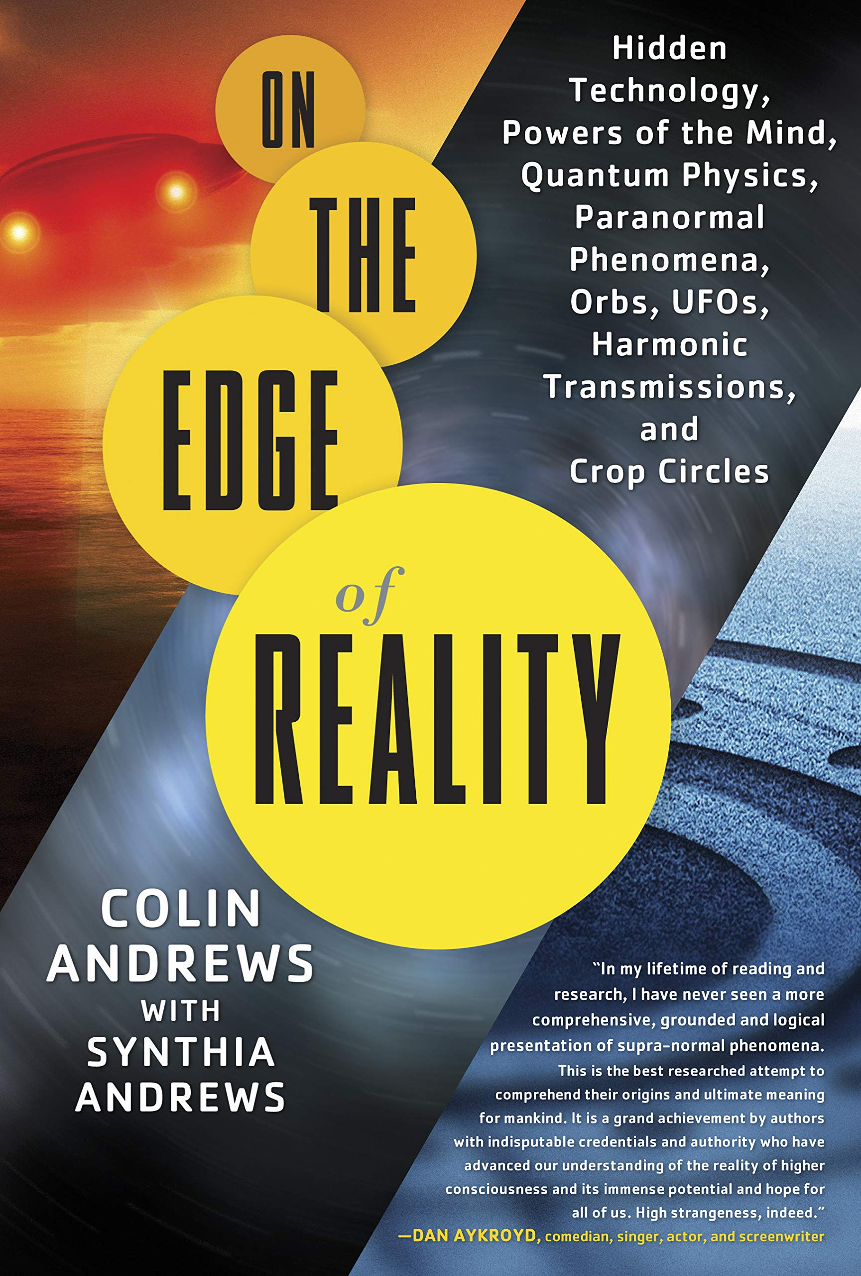 On the Edge of Reality: Hidden Technology, Powers of the Mind ...