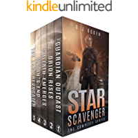 Star Scavenger: The Complete Series Books 1-5 (Star Scavenger Series)